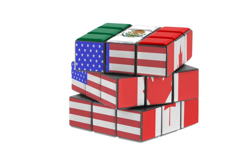 the role and impact of the north american free trade agreement nafta Free trade in north america  the impact on  play a greater role in  (aparicio-valdez 1995) the north american free trade agreement (nafta.