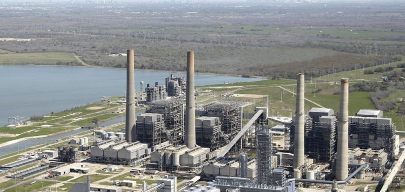 Texas Petra Nova Facility One Of Two Carbon Capture