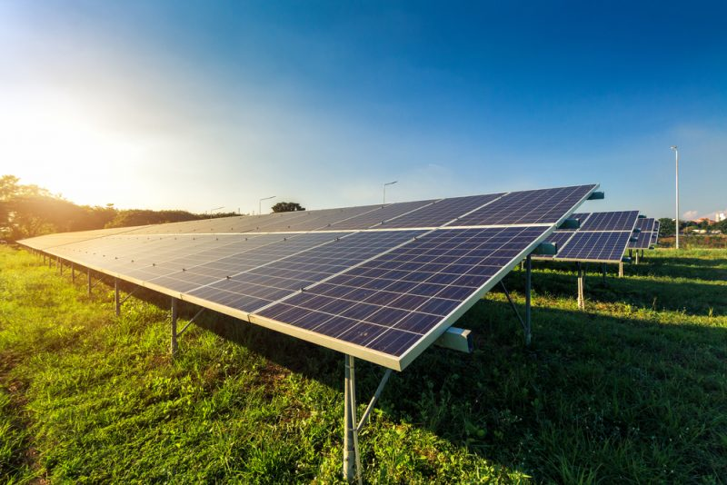 New solar field on Kohler Co.  campus will power local customers