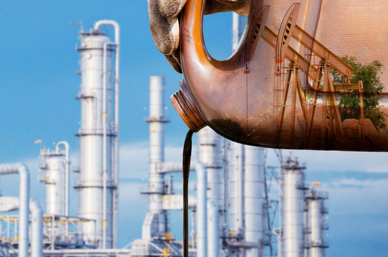 U S  production of crude oil, natural gas liquids hits highest level