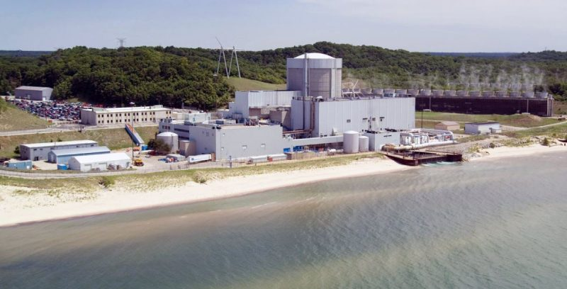 Palisades Power Plant returns to service following scheduled