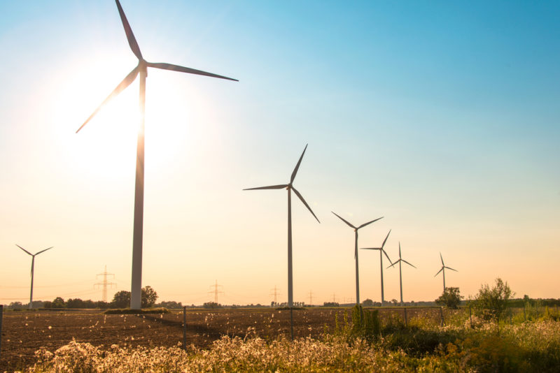 Construction begins on Jumbo Hill Wind Farm in Texas - Daily Energy