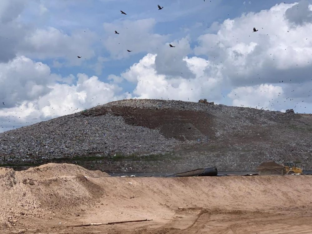 Osceola County Fla Requests End To Coal Ash Disposal At