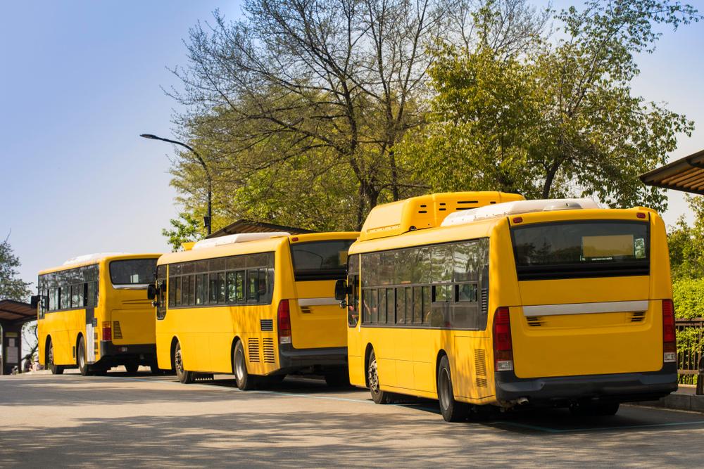 Dominion Energy Virginia plans largest electric school bus